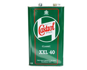 Castrol Classic XXL40 SAE40 one gallon low detergent monograde engine oil 4.54 litres