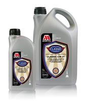 Millers Oils Classic CM 2T SAE40  Mineral Oil 1 litre