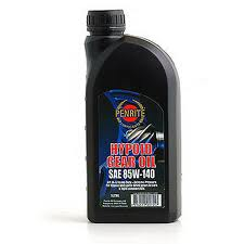 Penrite Hypoid 85w-140 heavy duty extreme pressure oil 1 litre