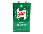 Castrol Classic XL20w/50 one gallon low detergent multi grade engine oil 4.54 litres