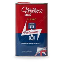 Millers Oils Classic Differential Oil EP90 GL5 1 litre