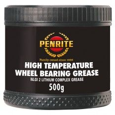 Penrite high temperature wheel bearing grease, 500g