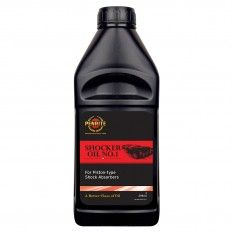 Penrite Shocker oil No. 1 for most single and double action shock absorbers  500ml